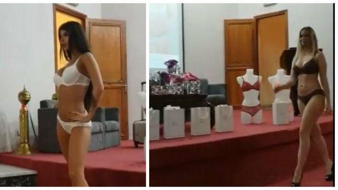 عرض أزياء البيكيني