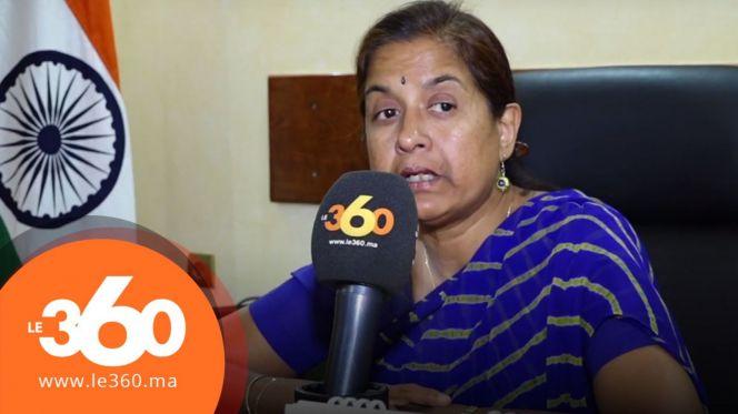 cover Video - Le360.ma •Voici comment l'Inde va cibler pour le Maroc la population nécessiteuse