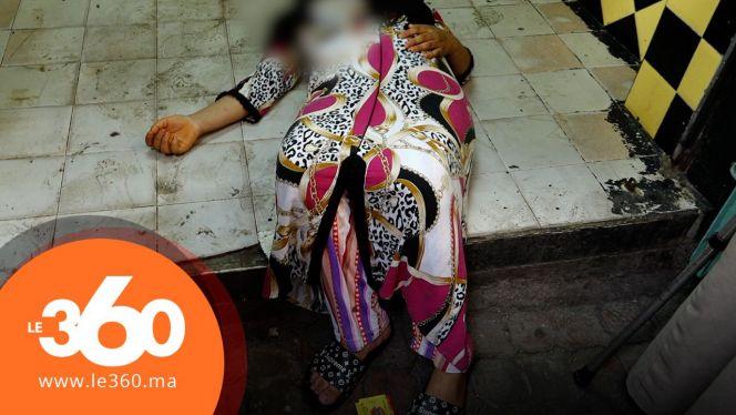 cover Video -Le360.ma •تحضر لإنتحار فتاة مباشرة من مدينة سلا : le360