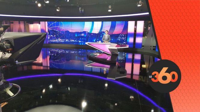 cover Video - Le360.ma •.بلاطو متطور بقناة ميدي ان تيفي لانطلاقة بحلة جديدة