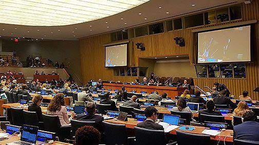 اللجنة الرابعة للأمم المتحدة