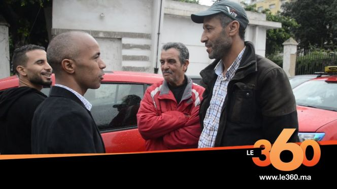 cover vidéo: Le360.ma •سائقو الطاكسيات يتبرعون بالدم من اجل ضحايا قطار بوقنادل