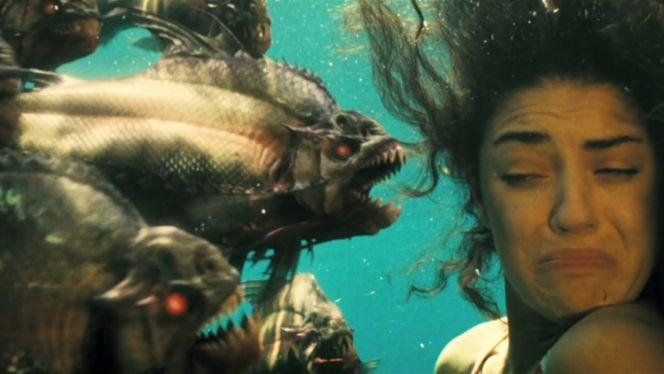 سمكة آكلة لحوم البر