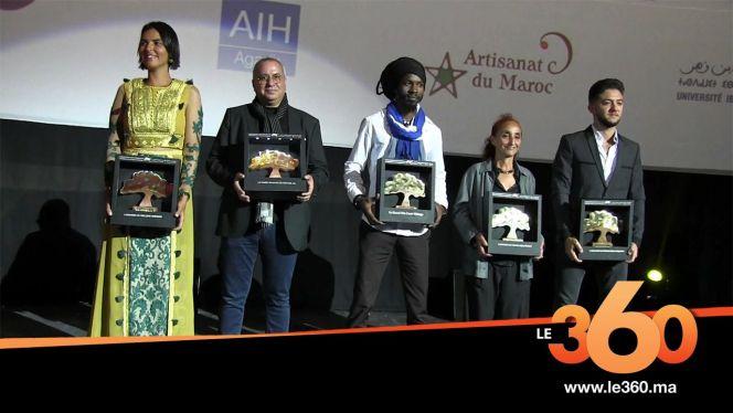 Cover_Vidéo:Le360.ma • تركيا تتربع على عرش النسخة 15 من المهرجان الدولي للسينما والهجرة بأكادير