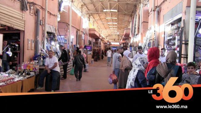 cover: هكذا بدا سوق الأحد بأكادير بعد تحرير ممراته