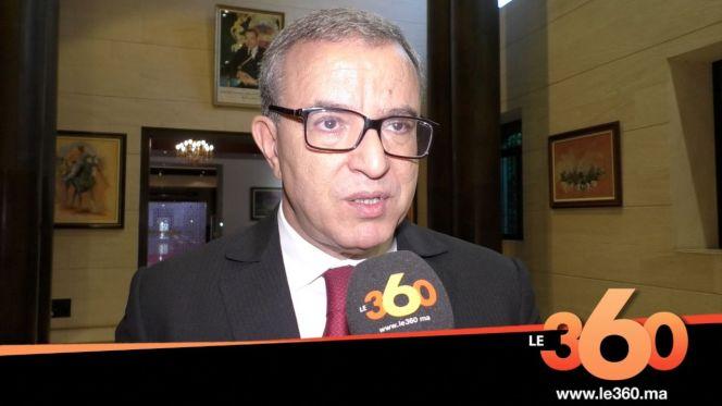 غلاف فيديو - محمد أوجار: دورالمحكمة الرقمية في الرفع من جودة أداء المحاكم