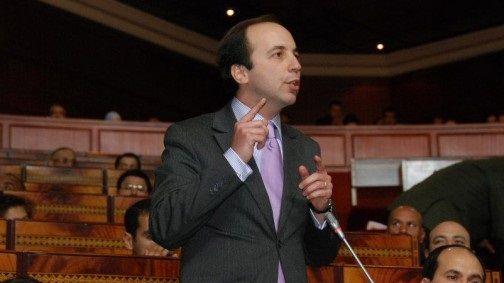 الدكالي في البرلمان