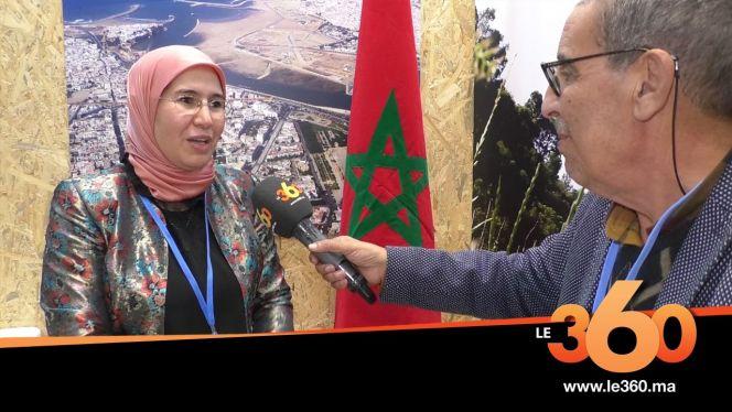 Cover_Vidéo: Le360.ma •Nezha El Ouafi qualifie de positifs les résultats de la COP24