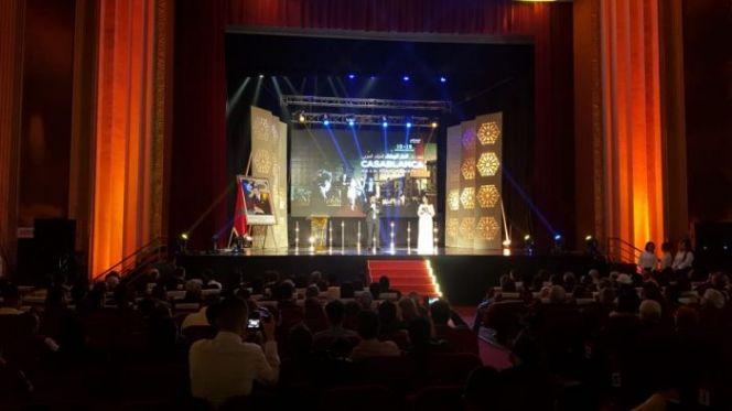 مهرجان الفيلم العربي بالدارالبيضاء