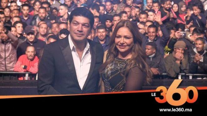 cover: ليلى علوي وباسم سمرة يشعلان جامع لفنا