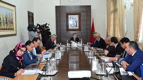 العثماني في اجتماع وزاري