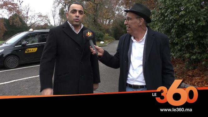 Cover_Vidéo: Le360.ma •Voici le quotidien d'un taximan  marocain à Genève