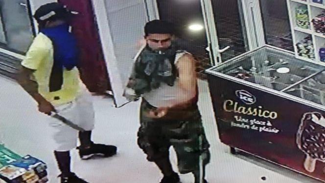 عصابة لصوص بمدينة العيون