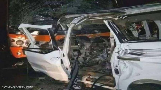 حادث سير بجزائر
