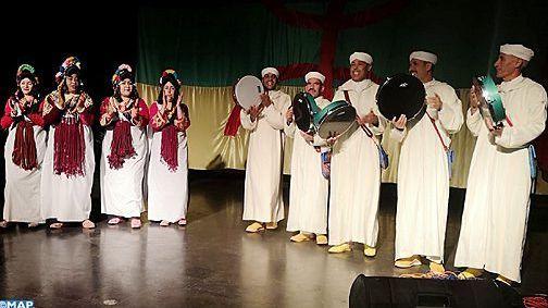 احتفال الجالية المغربية بالسنة الأمازيغية الجديدة