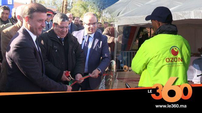 Cover_Vidéo:  Le360.ma • إنطلاق عملية التدبير المفوض لخدمات النظافة بمدينة خنيفرة