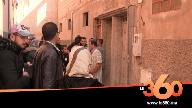غلاف فيديو - فيديو حصري: Le360 داخل منزل تصدر منه أصوات غريبة ترعب ساكنة آيت ملول