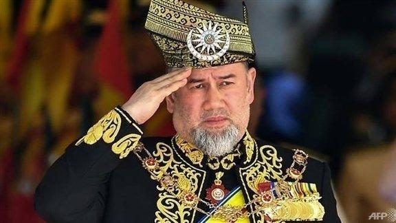 سلطان ماليزيا