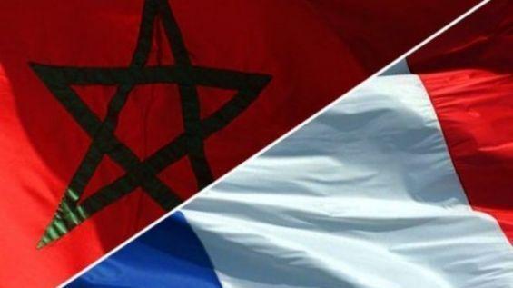 المغرب فرنسا