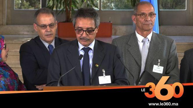 Cover_Vidéo: Le360.ma •تعرفوا كيف الصحافيين ورطوا الانفصاليين في جنيف 2