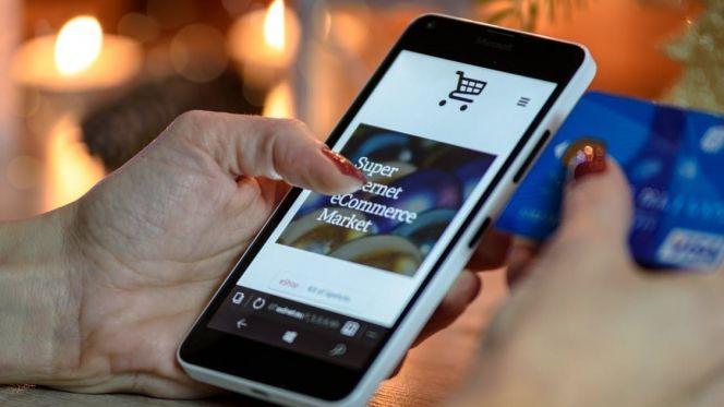 التجارة الرقمية
