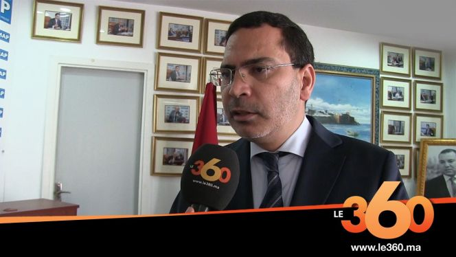 Cover_Vidéo: Le360.ma •جواب الخلفي عن موقف الحكومة من الوضعية في الجزائر