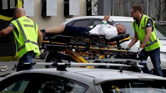 ضحايا مذبحة نيوزيلندا
