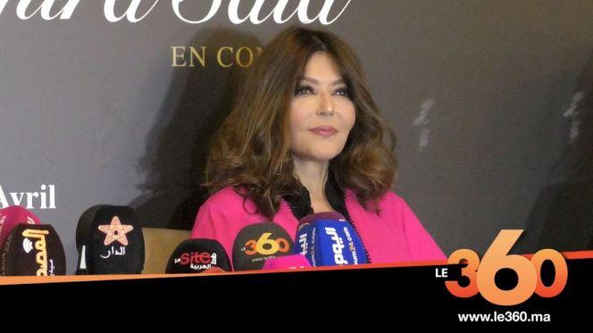 cover: Tout sur la tournée de Samira Said au Maroc