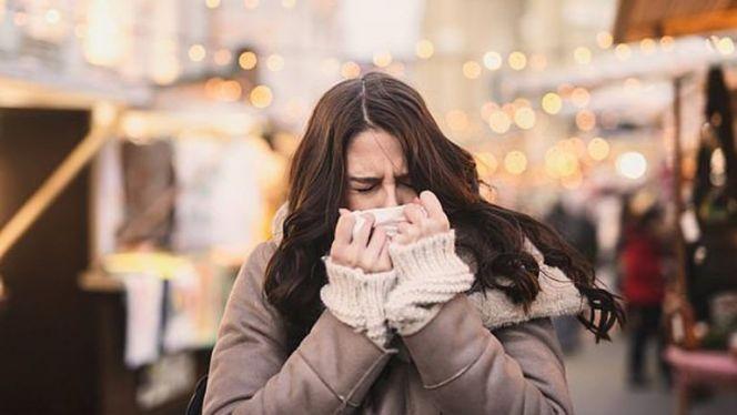 زكام انفلونزا