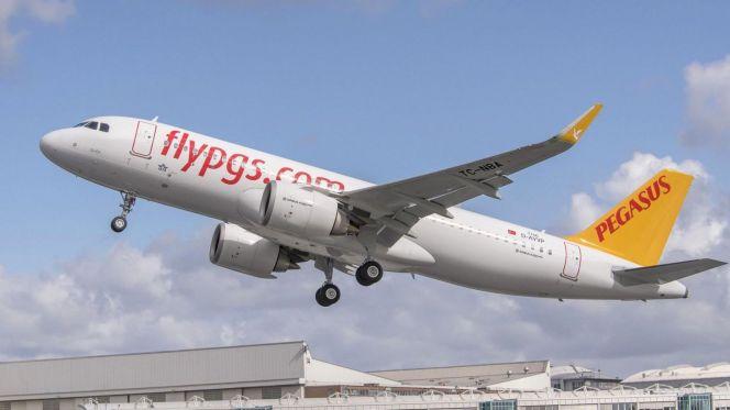 شركة Pegasus Airlines