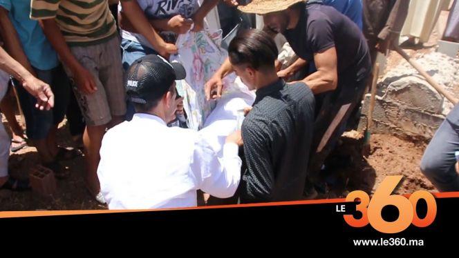 cover vidéo:Le360.ma •مراكش تشيع جثمان الفنان عبد الله العمراني في غياب زملائه