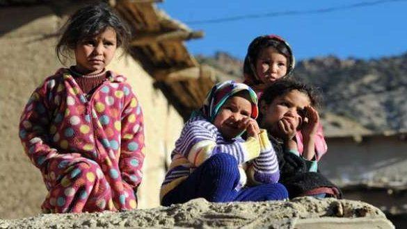 أطفال مغاربة
