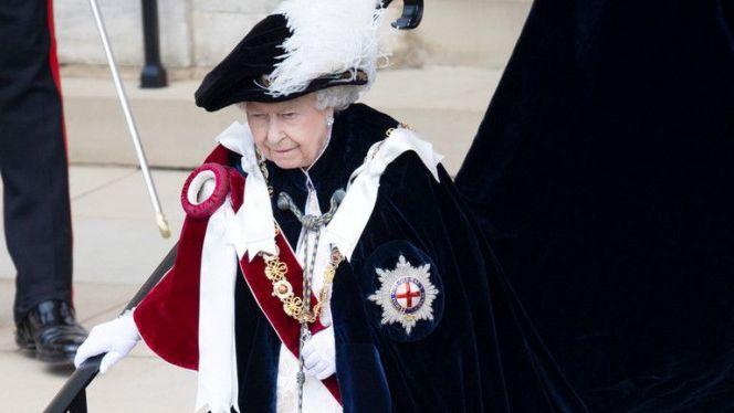 ملكة إليزابيت