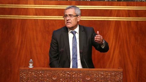 بنعبد القادر في البرلمان