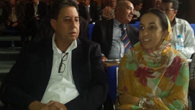 عبد الرحيم بوعيدة وامباركة بوعيدة