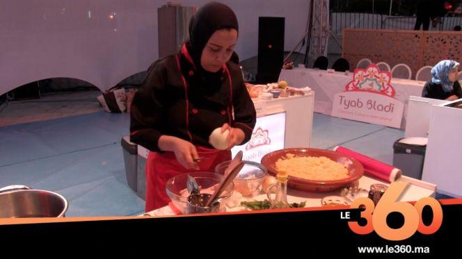 غلاف فيديو - طهاة مغاربة وأجانب يشاركون في مسابقة طياب بلادي بأكادير