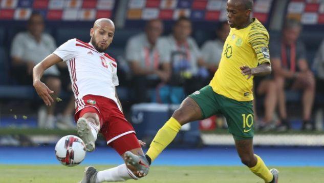 كريم الأحمدي ضد جنوب افريقيا