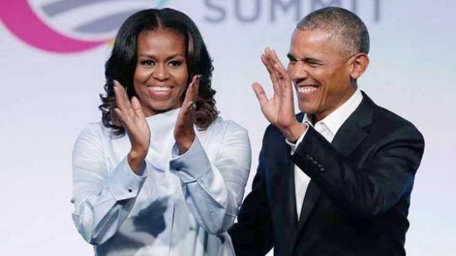 أوباما وميشيل