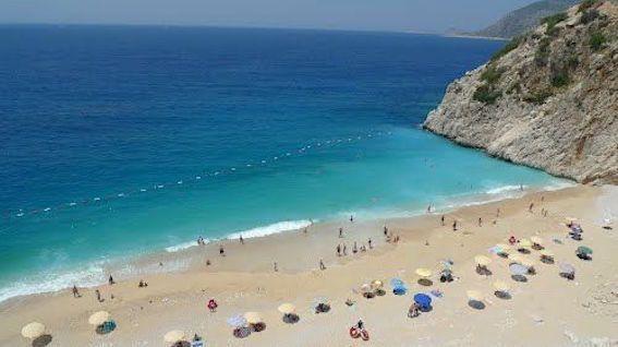 بحر شواطئ