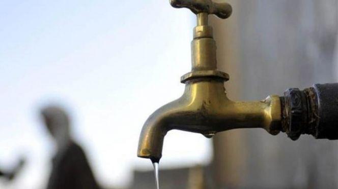 انقطاع الماء
