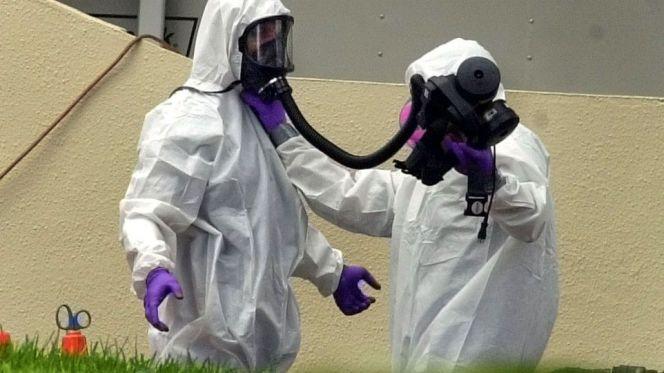 وباء مرض فيروس