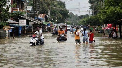 فيضان بالنيجر