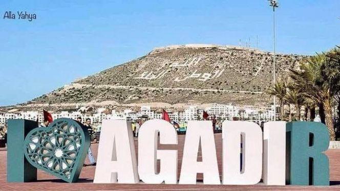 مدينة أكادير
