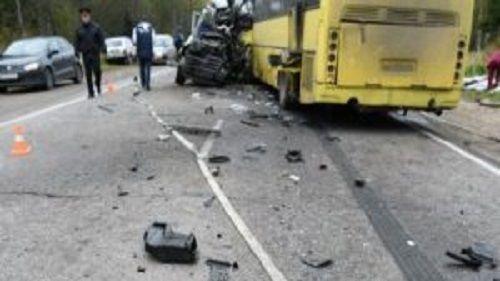 حادثة سير بالكونغو