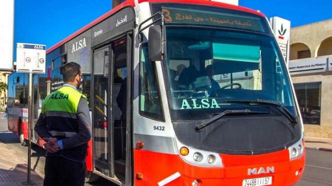 حافلات ألزا