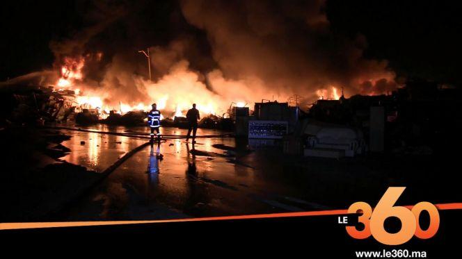 Cover_Vidéo: Le360.ma •تجار سوق سيدي يوسف بأكادير يروون تفاصيل فاجعة الحريق