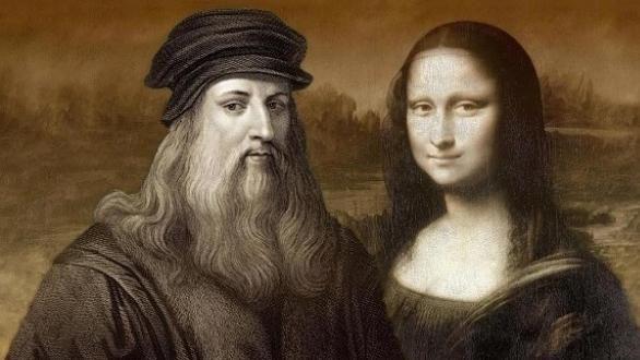 أعمال للفنان ليوناردو دافينشي