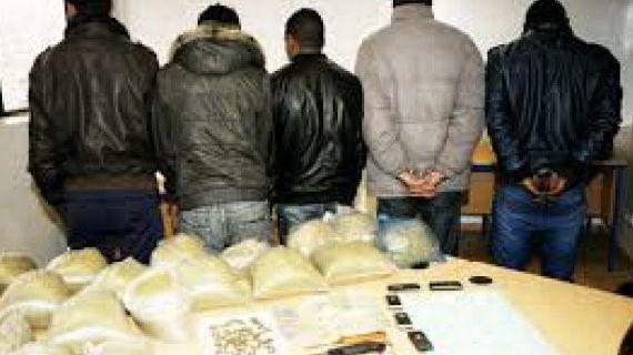 عصابة لترويج المخدرات بالدار البيضاء