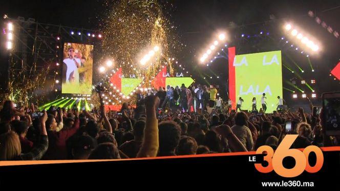 Cover_Vidéo: Le360.ma • جمهور غفير يحج لفعاليات حفل التسامح 2019 بأكادير