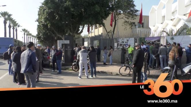 cover: وقفة احتجاجية لضحايا مجموعة باب دارنا